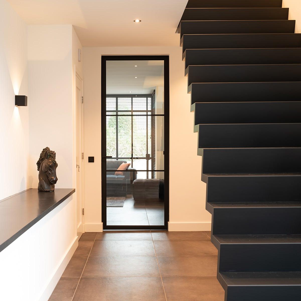 Modern 3 door