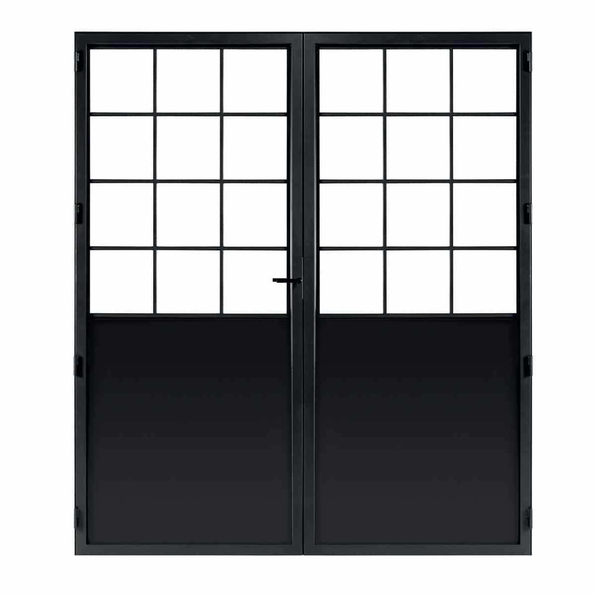 Classic 12 Duo Steel Door
