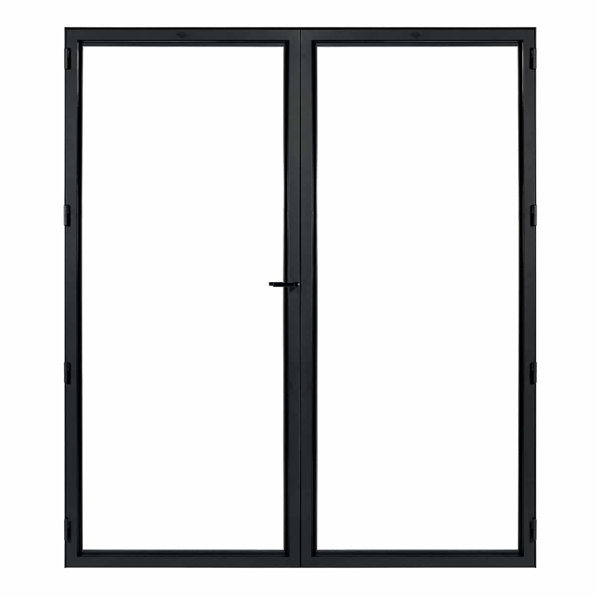 Modern Uni Duo Double Door from Steelit