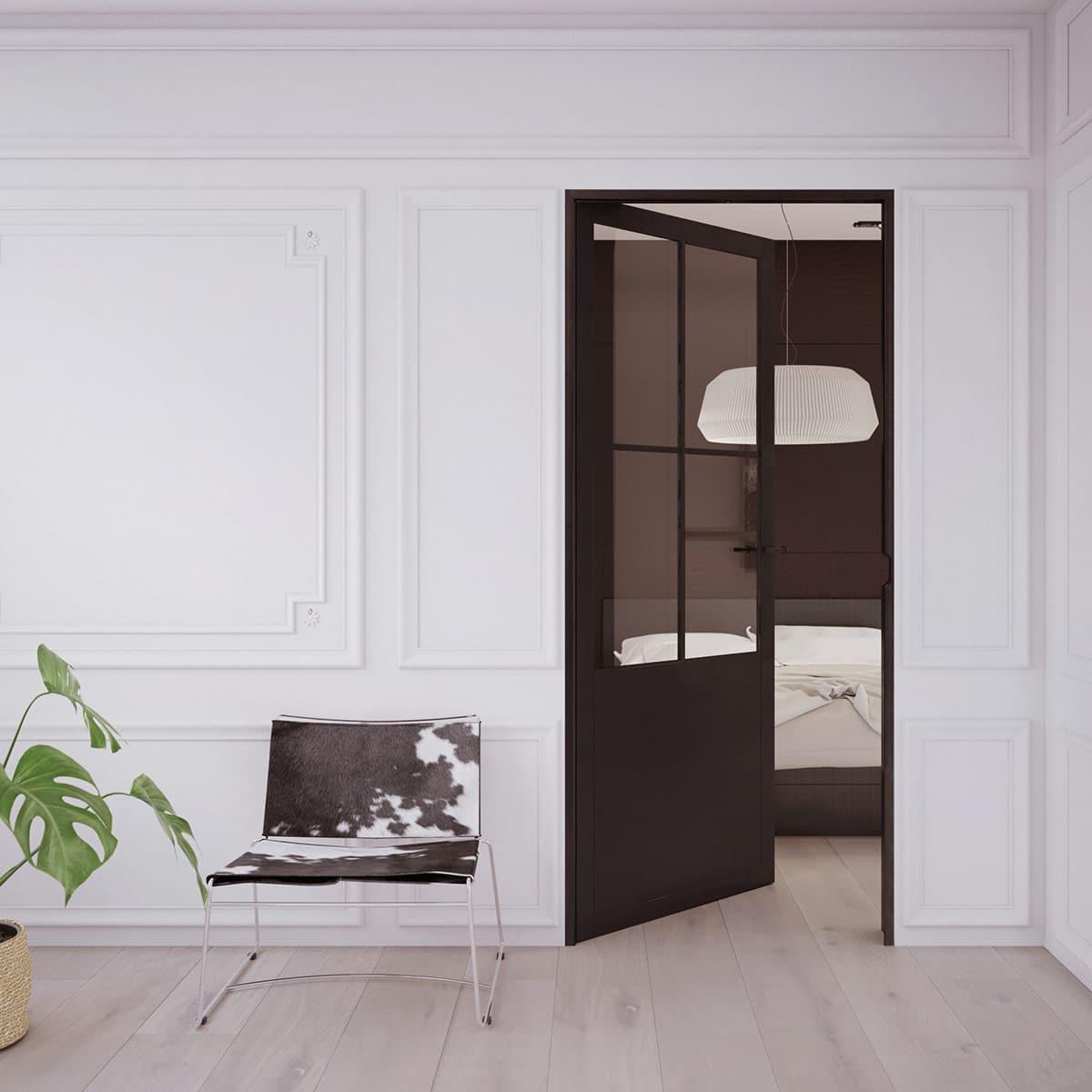 classic 4 single door