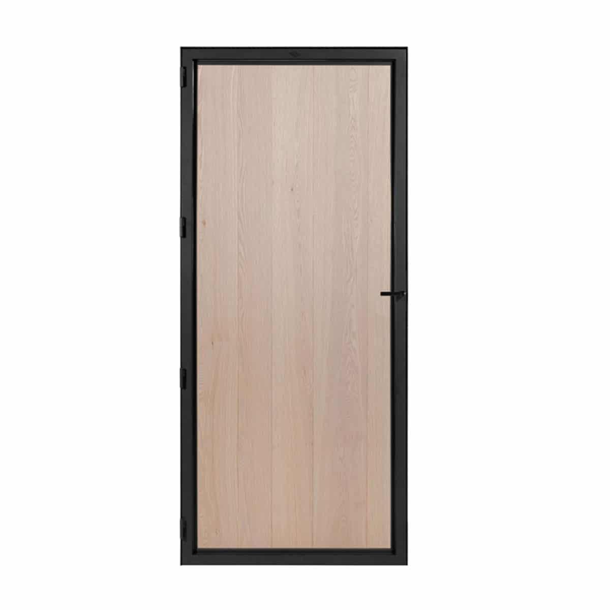 Steelit wood oak door
